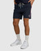 Psycho Bunny Men's Auburn Swim Trunks - Navy