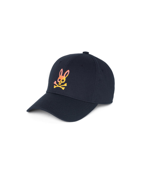 Psycho Bunny Men's Baseball Cap - Navy
