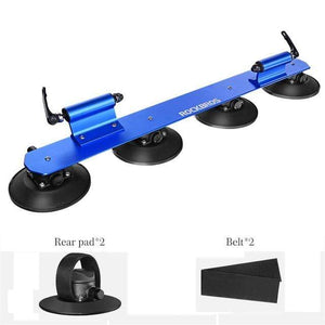 TreatJungle 2 Style Blue Bike Trunk Rack 25353618-2-style-blue-china