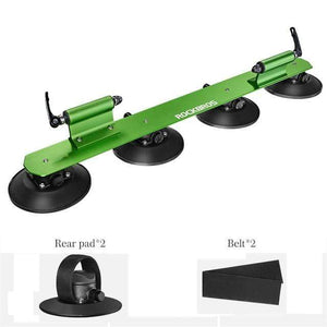 TreatJungle 2 Style Green Bike Trunk Rack 25353618-2-style-green-china