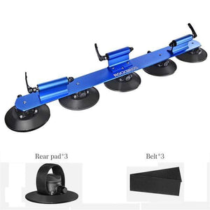 TreatJungle 3 Style Blue Bike Trunk Rack 25353618-3-style-blue-china
