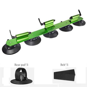 TreatJungle 3 Style Green Bike Trunk Rack 25353618-3-style-green-china