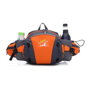 TreatJungle Orange Handy Small Backpack 9316131-orange