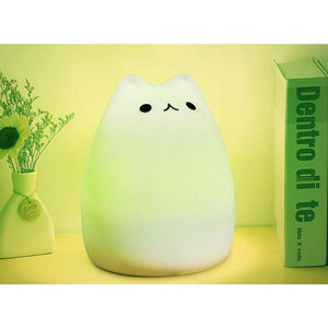 Treat Jungle Lovely Kitten Night Light 2876086-colorful