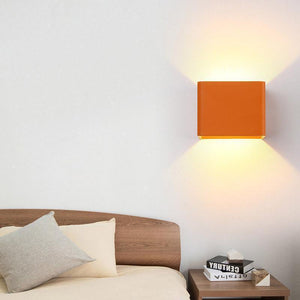 Treat Jungle White Rubik's Wall Lamps 11305929-white-warm-white-2700-3500k