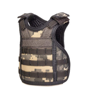 Treat Jungle ACU Camouflage Tactical Vest Beverage Cooler 19499963-acu-camouflage