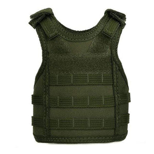 Treat Jungle Army Green Tactical Vest Beverage Cooler 19499963-army-green