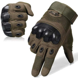 Treat Jungle Green / L Touch Screen Tactical Gloves 2019802-green-united-states-l