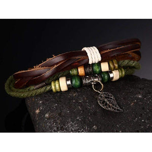 Treat Jungle Unisex Tribal Bracelet 327203