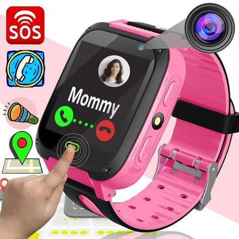 Kids GPS Safety Watch
