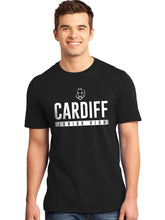 Load image into Gallery viewer, Cardiff Black Regular Short Sleeve Shirt