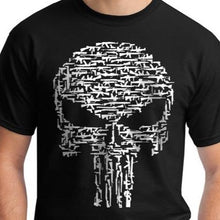 Load image into Gallery viewer, Punisher Guns Shirt