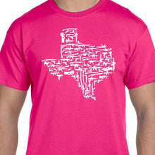 Load image into Gallery viewer, Pink Texas Gun State