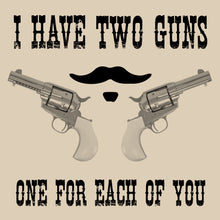 Load image into Gallery viewer, Two Guns Doc Holliday Shirt