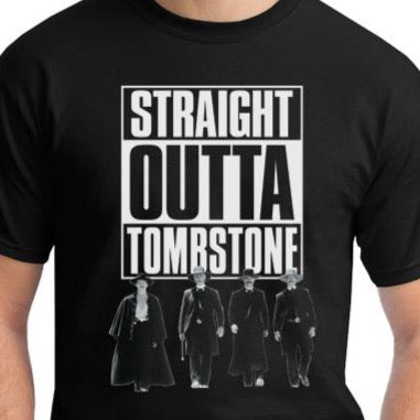 Tombstone Wyatt Earp Virgil Doc Holliday Funny