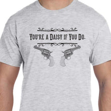 Load image into Gallery viewer, Daisy Doc Holliday Tombstone Shirts