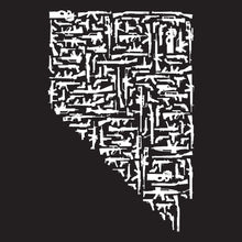 Load image into Gallery viewer, Nevada Gun State Shirt