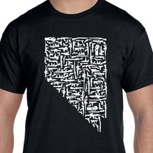 Load image into Gallery viewer, Nevada Gun State Shirt rifle shotgun pistol