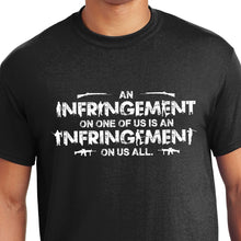 Load image into Gallery viewer, Infringement Gun Shirt