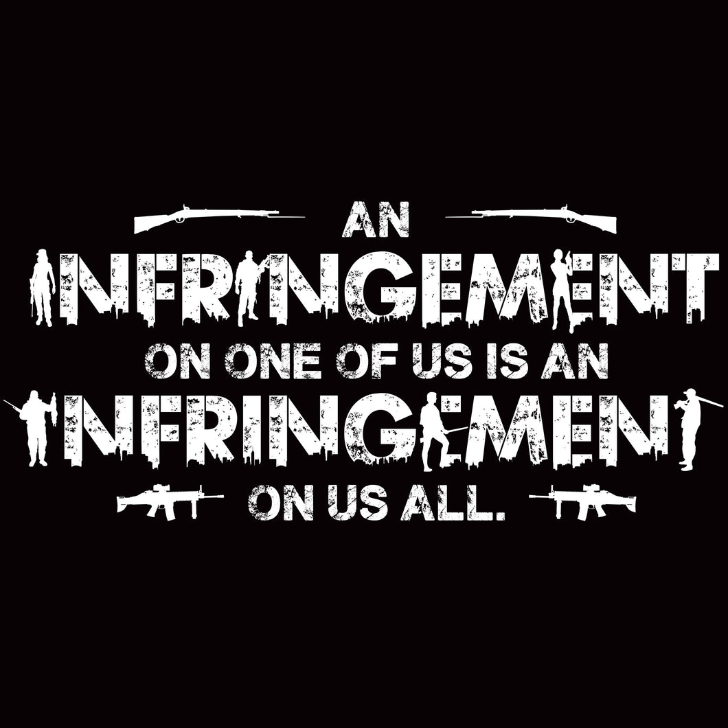 Infringement Gun Shirt