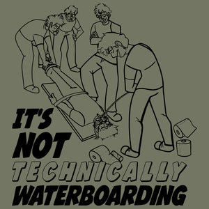 Waterboarding funny humor dark military
