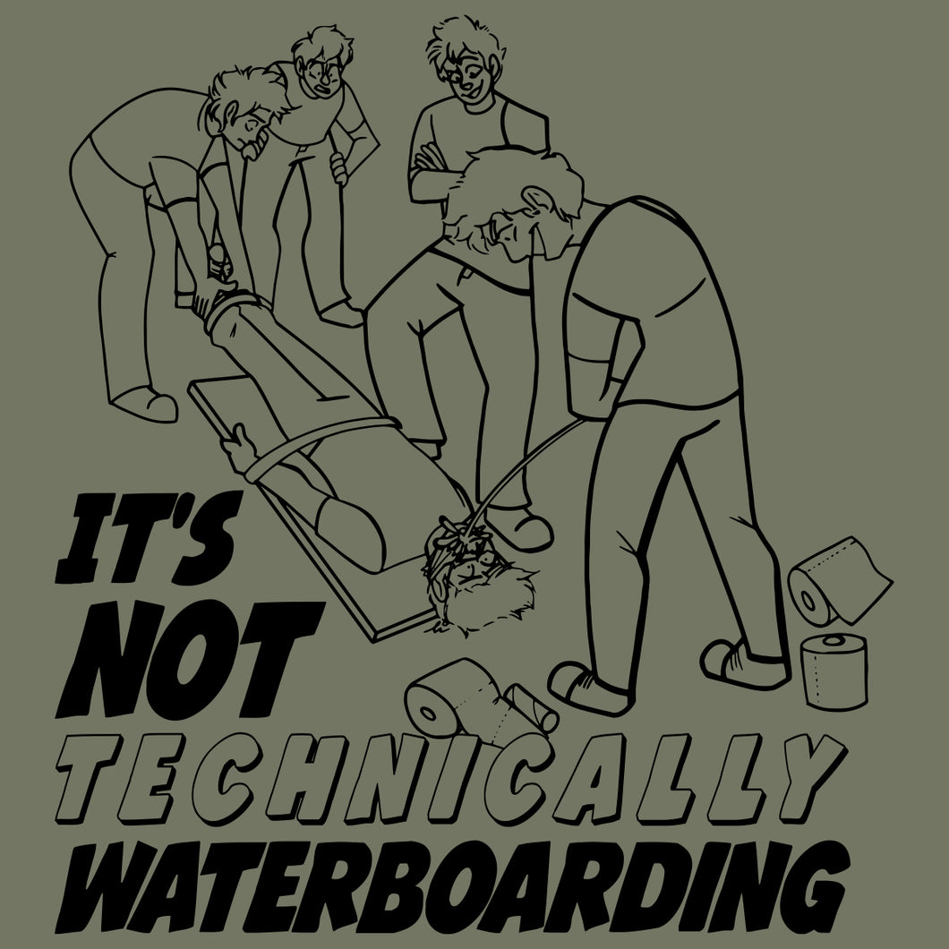 Waterboarding Shirt