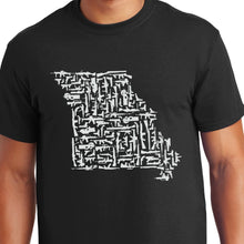Load image into Gallery viewer, Missouri Gun State Shirt rifle shotgun pistol