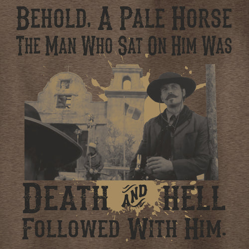 Revelations - Johnny Ringo Tombstone Shirt