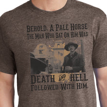 Load image into Gallery viewer, Revelations - Johnny Ringo Tombstone Shirt
