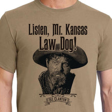 Load image into Gallery viewer, Tombstone Ike Clanton Law Dog