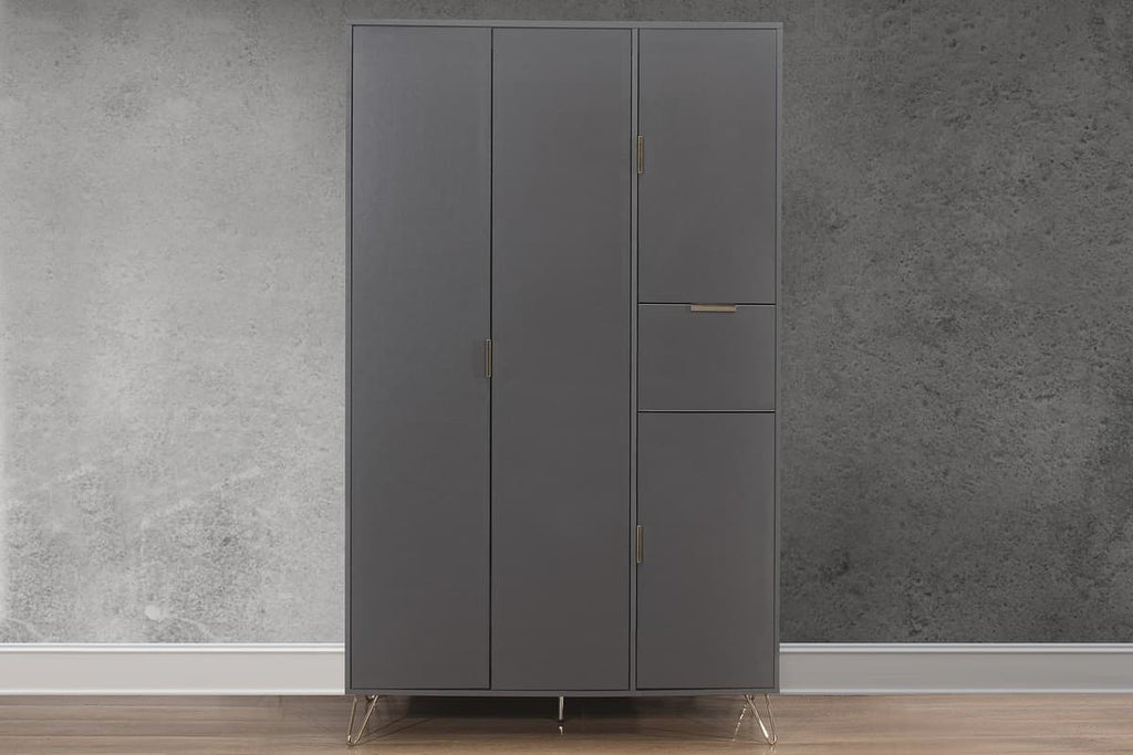 Arlo 4 Door Wardrobe