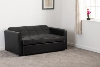 Astoria Sofa Bed - Faux Leather