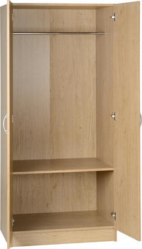 Bellingham 2 Door Wardrobe
