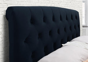 Brompton Bed - Midnight Blue