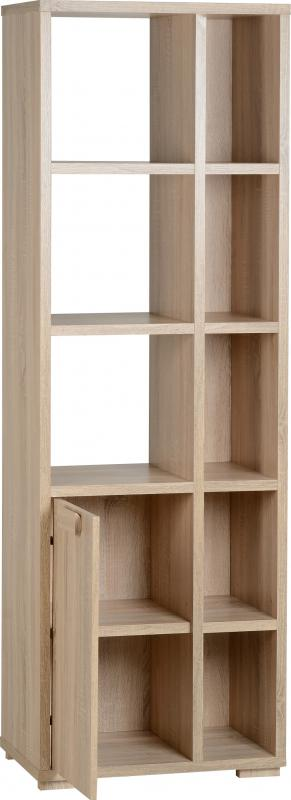 Cambourne 1 Door 5 Shelf Unit