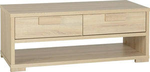 Cambourne 2 Drawer Coffee Table