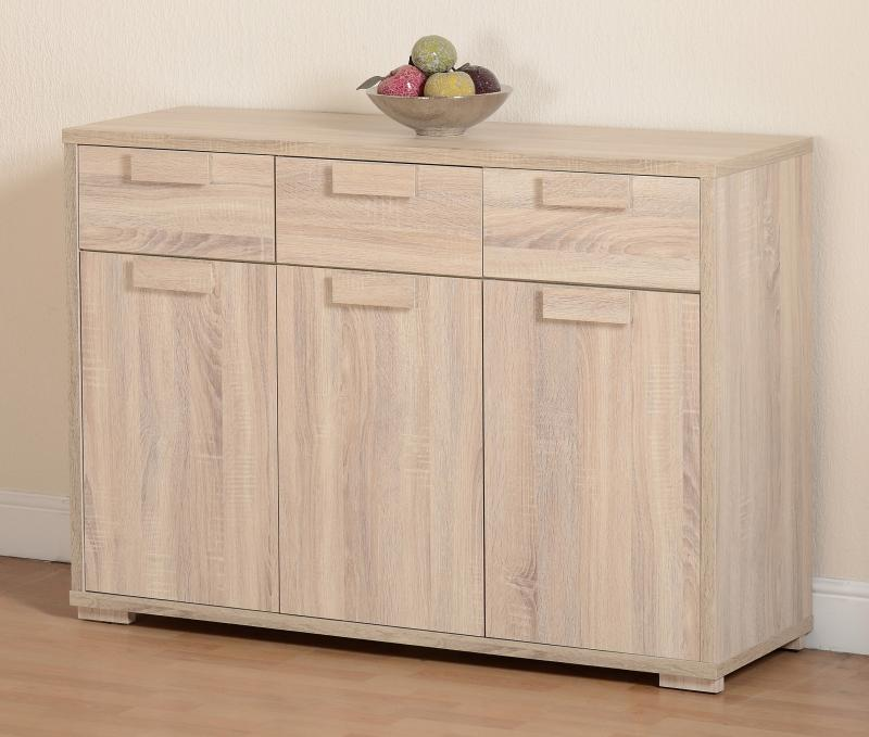 Cambourne 3 Door 3 Drawer Sideboard