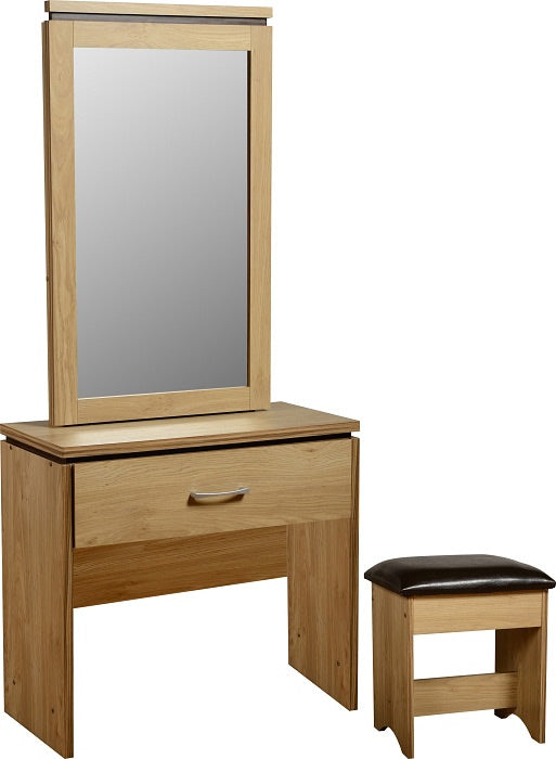 Charles 1 Drawer Dressing Table Set