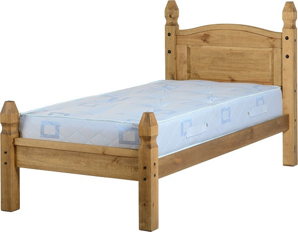 Corona Bed Low Foot End