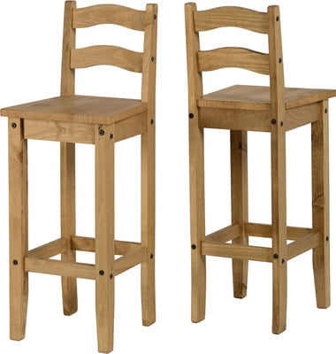 Corona Bar Chair (PAIR)