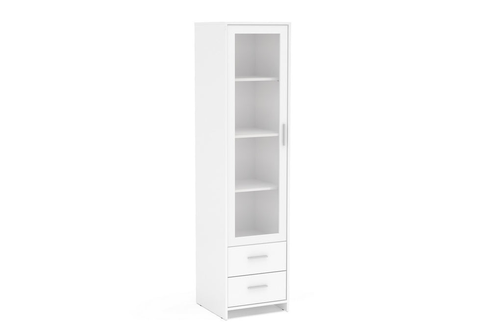 Edgeware Glass Door Cabinet