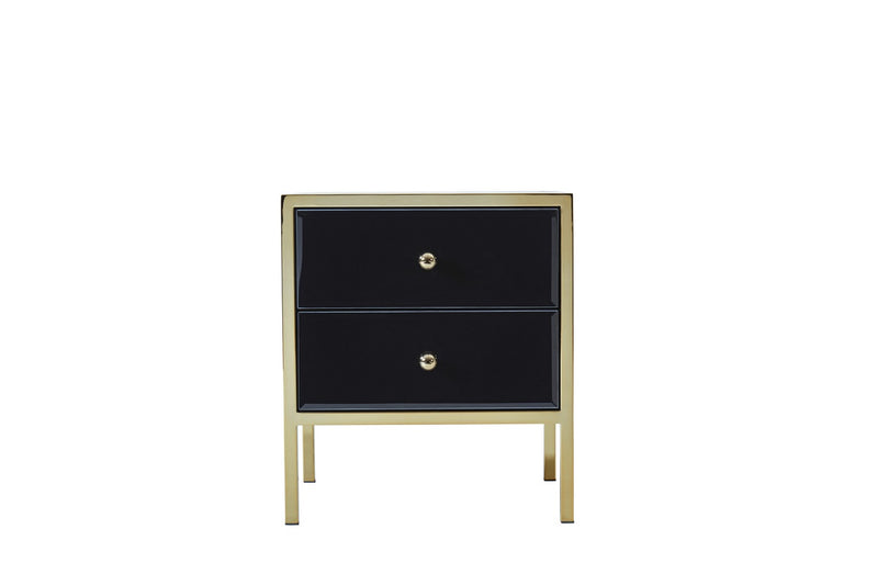 Fenwick 2 Drawer Bedside