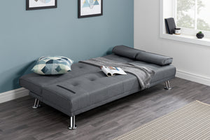 Logan Fabric Sofa Bed