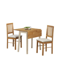 Lille Drop Leaf Dining Set