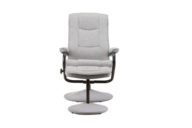 Memphis Swivel Chair & Footstool