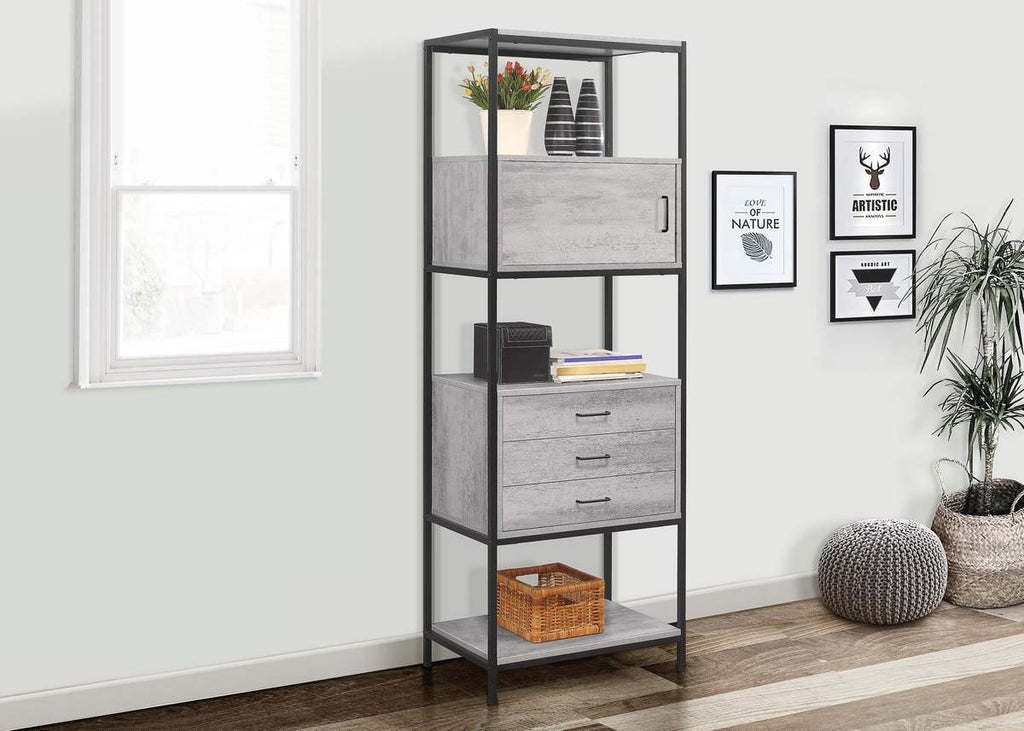 Midtown 3 Drawer Shelving Unit
