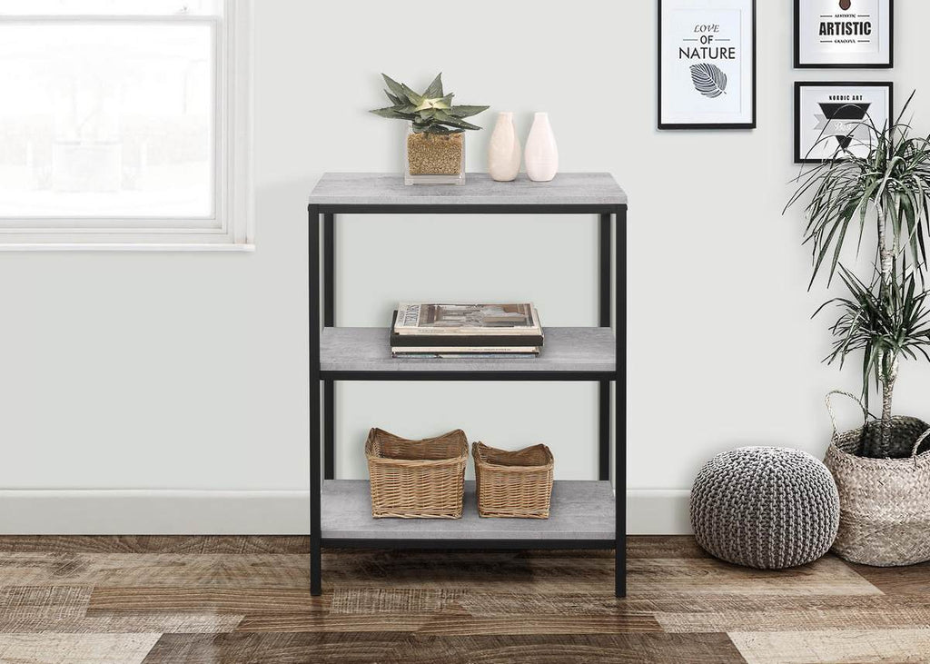 Midtown 3 Tier Bookcase