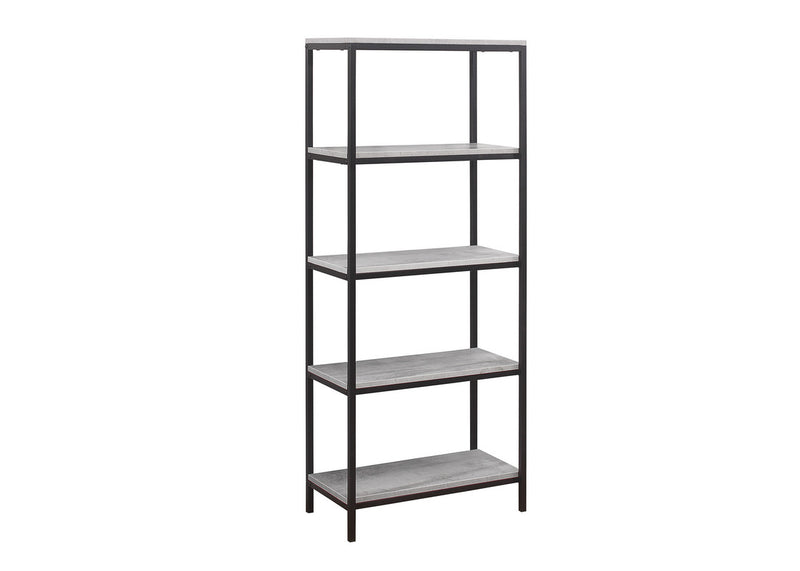 Midtown 5 Tier Bookcase