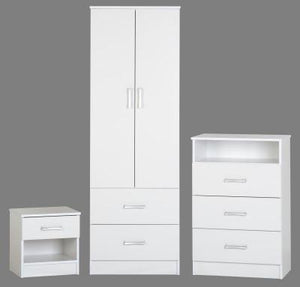 Polar Bedroom Set