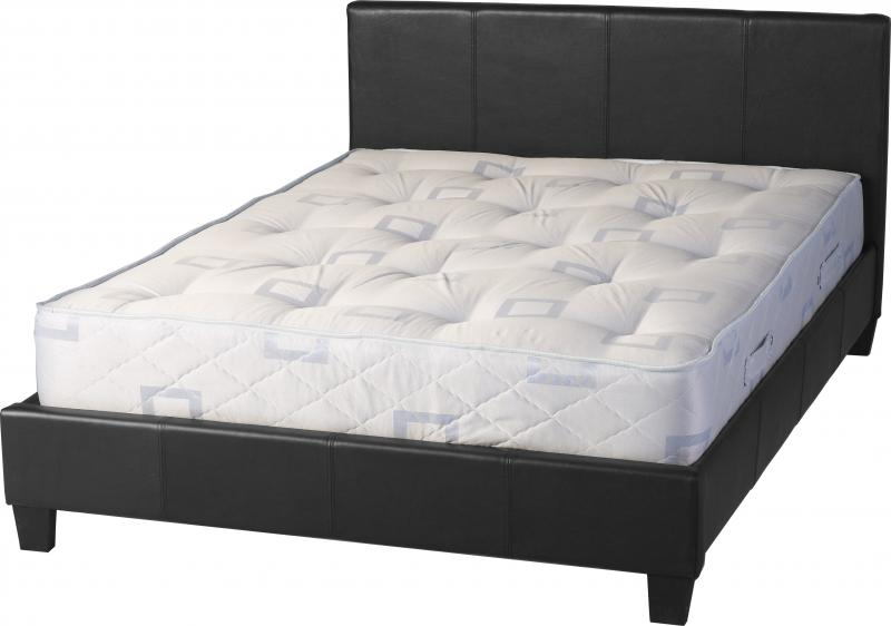Prado Bed - Faux Leather